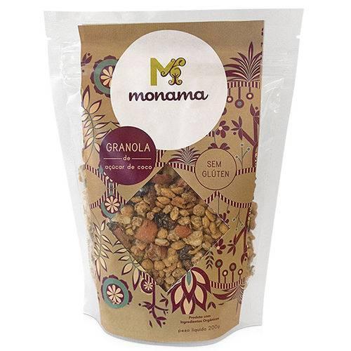 Granola Açúcar de Coco Monama 200g