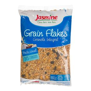Granola Grain Flakes Tradicional Jasmine 1Kg
