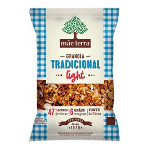 Granola Tradicional Light Mãe Terra 1kg