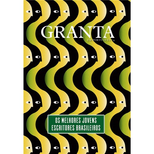 Granta: os Melhores Jovens Autores Brasileiros - Vol. 9
