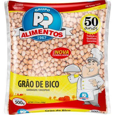 Grão de Bico Graúdo PQ 500g