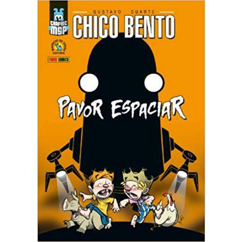 Graphic MSP Chico Bento Pavor Espaciar