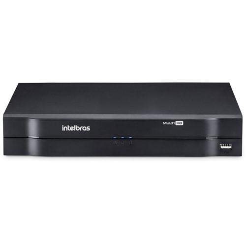 Gravador Digital de Vídeo 08 Canais MHDX Multi-HD 1008 4580266 Intelbras