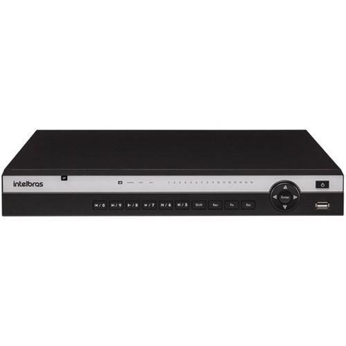 Gravador Digital de Vídeo com 16 Canais NVD 3116 P 4580308 Intelbras