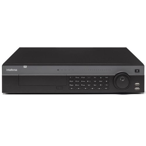 Gravador Digital de Vídeo com 32 Canais NVD 7132 4580309 Intelbras