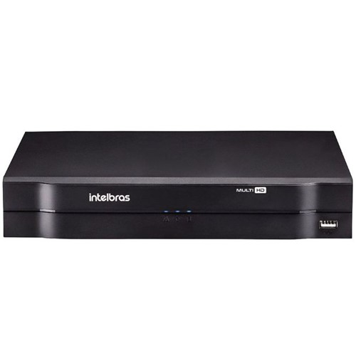 Gravador Digital de Vídeo Multi-HD com 16 Canais MHDX 1116 4580329 Intelbras