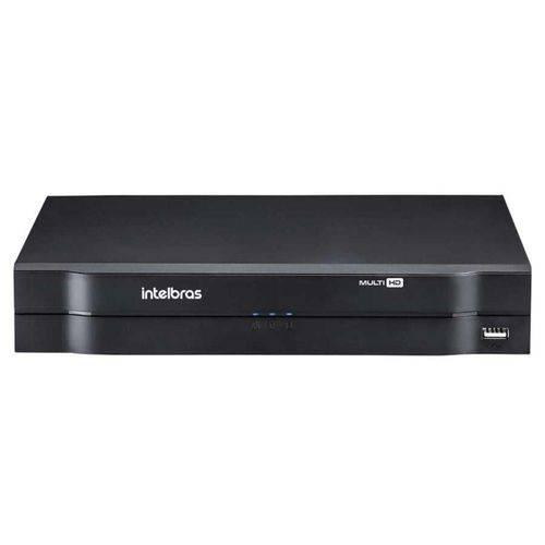 Gravador Digital de Video Multi Hd Mhdx 1008 Intelbras