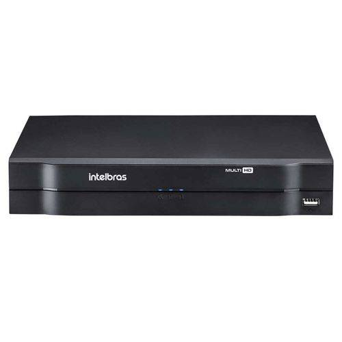 Gravador DVR - 08 Canais - Intelbras Multi HD - MHDX 1008