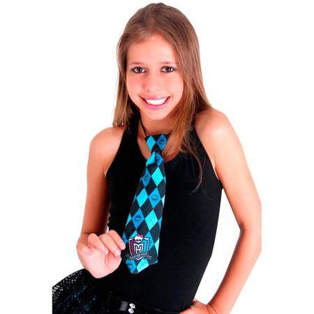 Gravata Monster High - Azul