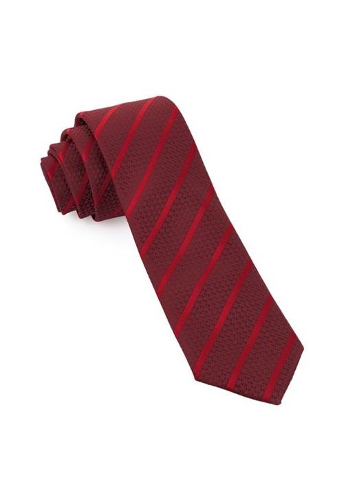 Gravata Slim Tramada Red SPC91