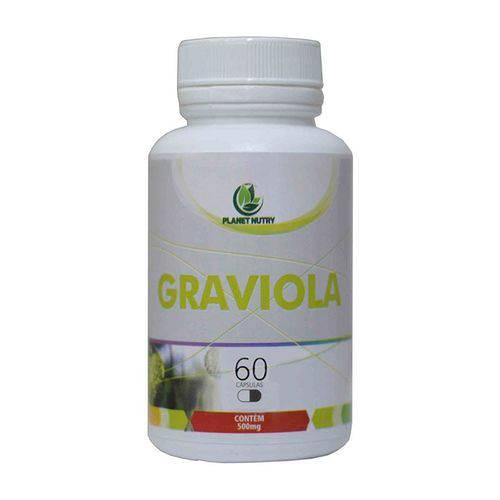 Graviola 60 Caps 500 Mg