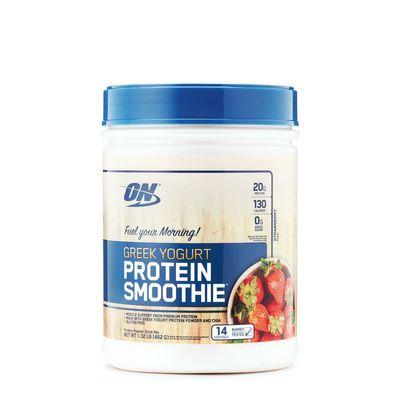 Greek Yogurt Protein Smoothie 462g Optimum Nutrition Greek Yogurt Protein Smoothie 462g Strawberry Optimum Nutrition