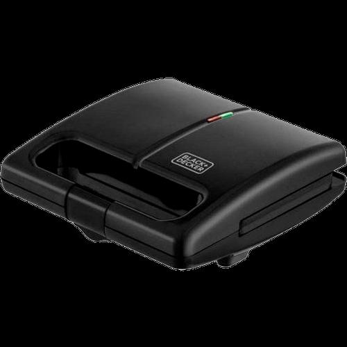 Grill e Sanduicheira Elétrica Black&Decker - GS750-B2 - 220V