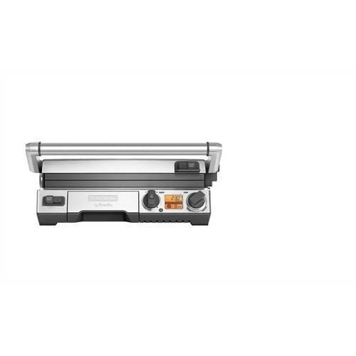 Grill Eletrico Aco Inox Smart 127v