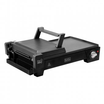 Grill Elétrico 3 em 1 Black Decker G2200   Automação Global