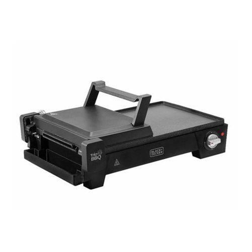 Grill Elétrico 3 em 1 Black Decker G2200-br 1500w 127v