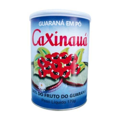 Guaraná em Pó Caxinauá 170g (3 Unidades)