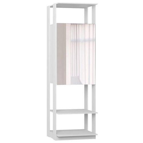 Guarda-roupa Closet Clothers 2 Portas Branco