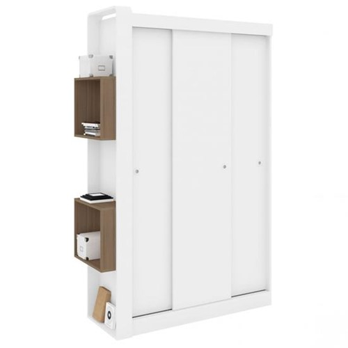 Guarda-Roupa Doce Cheiro 3 Portas GR50 - Art In Móveis | Elare
