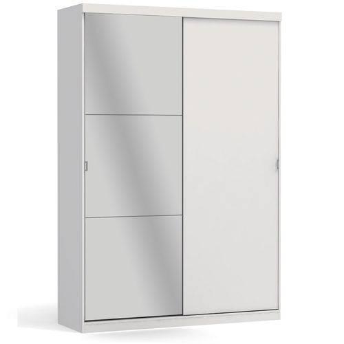 Guarda-roupa 2 Portas Kappesberg Smart Branco A529 se