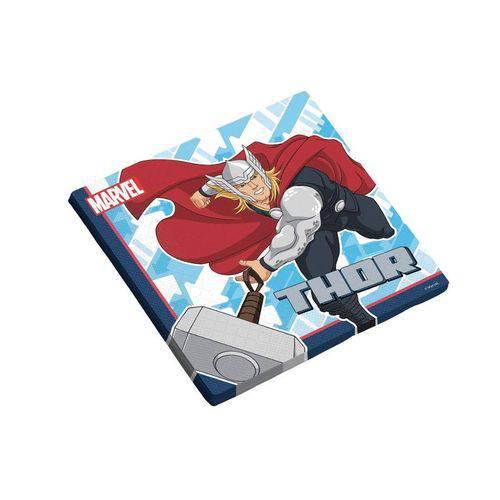 Guardanapo Avengers 16un