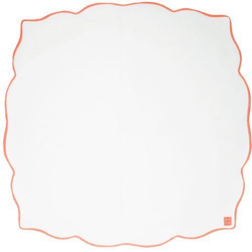 Guardanapo de Sarja Laranja Coloré 50x50cm - Coloré - Lola Home