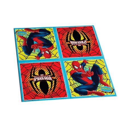 Guardanapo Homem Aranha Ultimate Guardanapo Folha Dupla Homem Aranha Ultimate - 16 Unidades