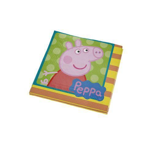 Guardanapo Peppa Pig 16un