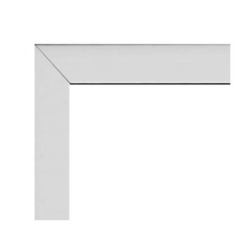 Guarnição Integrada Branca Alumifort 60x60cm - 74927009 - Sasazaki - Sasazaki