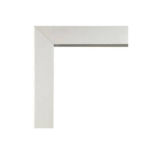 Guarnição para Janela Basculante Alumifort 40x40cm Branca