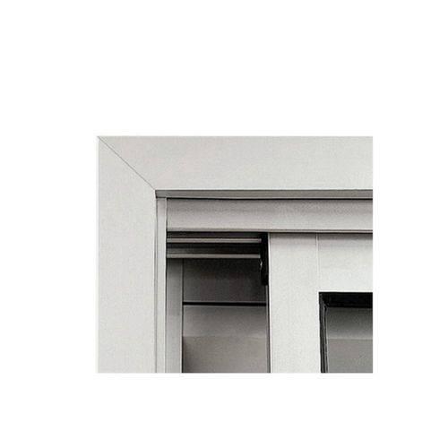 Guarnição para Janela Veneziana ou de Correr Alumifort 120x120cm Branca