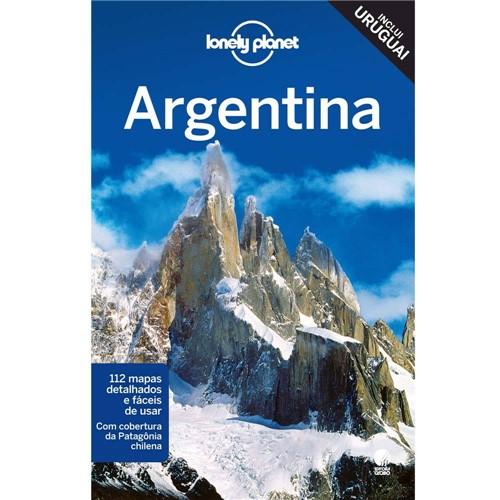 Guia de Viagem Lonely Planet - Argentina