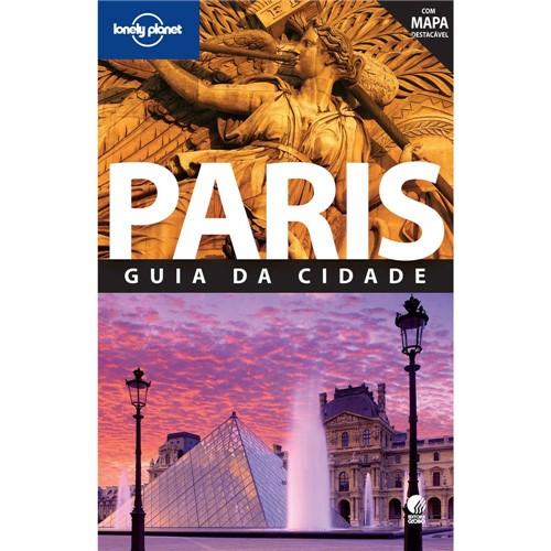 Guia de Viagem Lonely Planet - Paris
