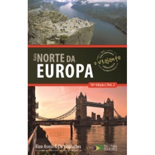 Guia o Viajante Norte da Europa - o Viajante - Ed Antiga