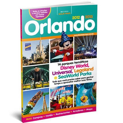 Guia Orlando: 2012/2013