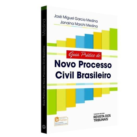Guia Pratico do Novo Processo Brasileiro - Rt