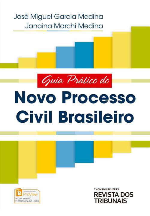 Guia Prático do Novo Processo Civil Brasileiro