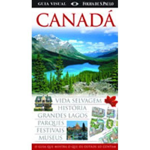 Guia Visual Canada - Publifolha