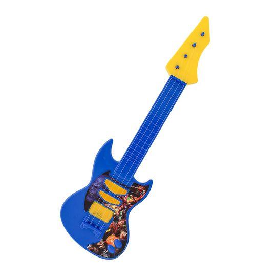 Guitarra de Brinquedo - Vingadores - Marvel