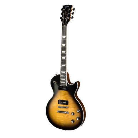 Guitarra Gibson Les Paul Classic Player Plus 2018 Satin Vintage Sunburst