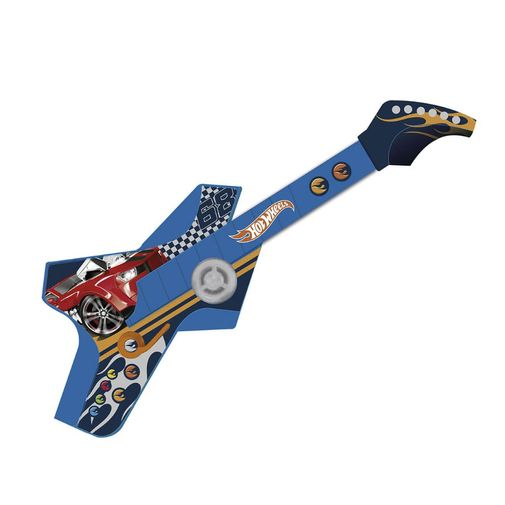 Guitarra Radical Hot Wheels - Fun