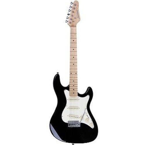 Guitarra Strato Strinberg STS-100 PRETA