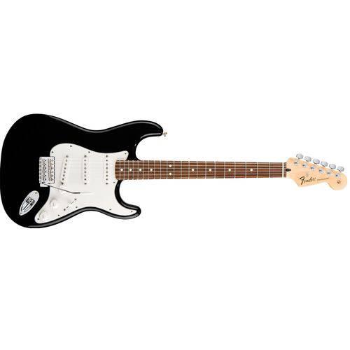 Guitarra Stratocaster Fender Standard Mexico Black