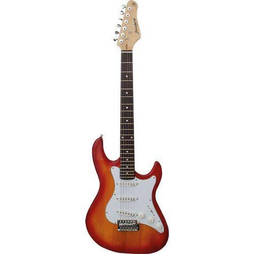 Guitarra Strinberg Egs-216 Strato Cherry Burst