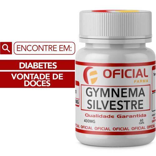 Gymnema Sylvestre 400Mg 60 Cápsulas