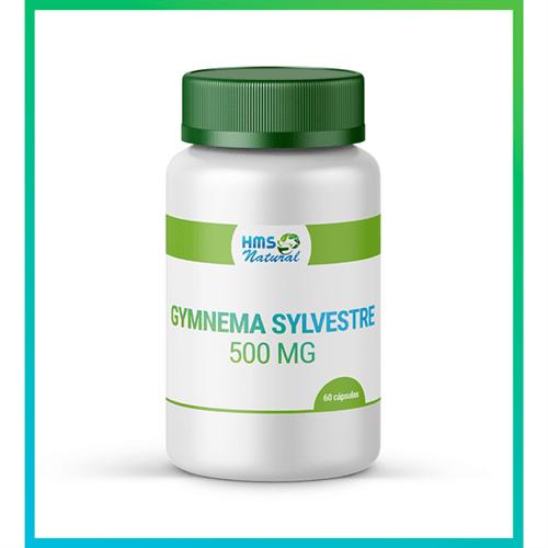 Gymnema Sylvestre 500mg Cápsulas Vegan 60cápsulas