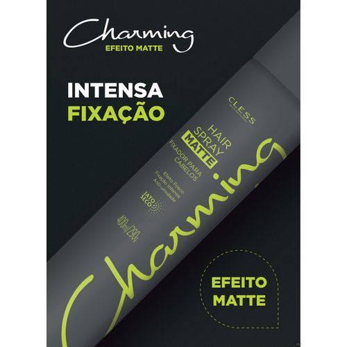 Hair Spray Charming Efeito Matte 400ml