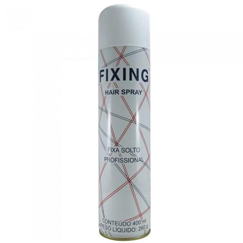 Hair Spray Fixing Solto 400ml