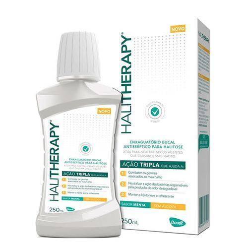 Halitherapy Enxaguante Bucal Antisséptico P/ Halitose 250mL