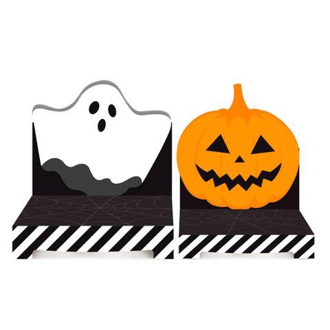 Halloween Suporte para Doces C/2 Cromus